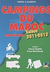 Camping du Maroc et de la Mauritanie 2011-2012