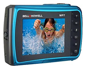 Bell+Howell Splash WP7 12 MP Waterproof Digital Camera by Bell+Howell