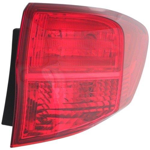 Taillight Acura RDX, Acura RDX Taillights