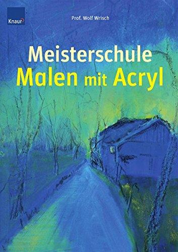 Meisterschule Malen mit Acryl