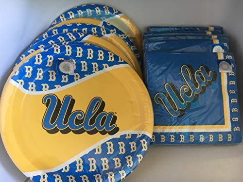 (UCLA Graduation and Tailgating Party Pack for Sons of Westwood Football)