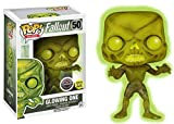 Funko Pop Fallout exclusive Glowing one~ glow in the dark