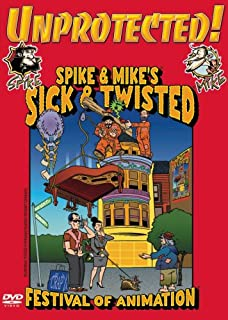 amazon com spike and mike s sick and twisted festival of animation