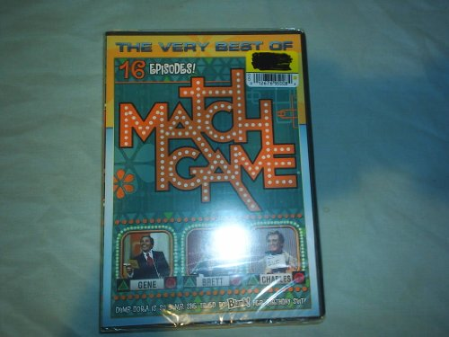 The Very Best of Match Game (Best Board Game Stores)