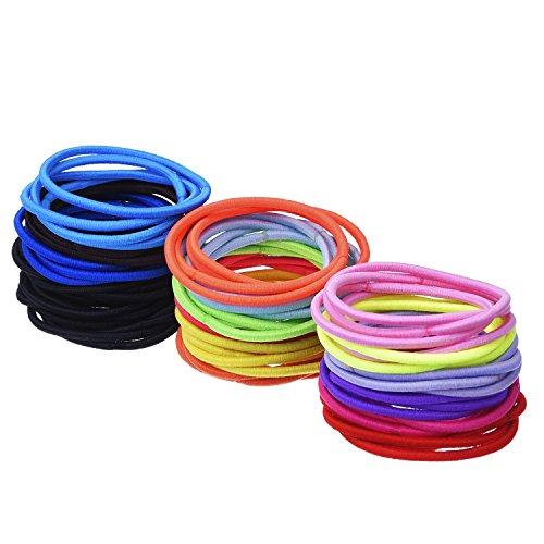 eboot-80-pieces-3-mm-hair-elastics-hair-ties-hair-bands-bulk-ponytail-holders-multicolored