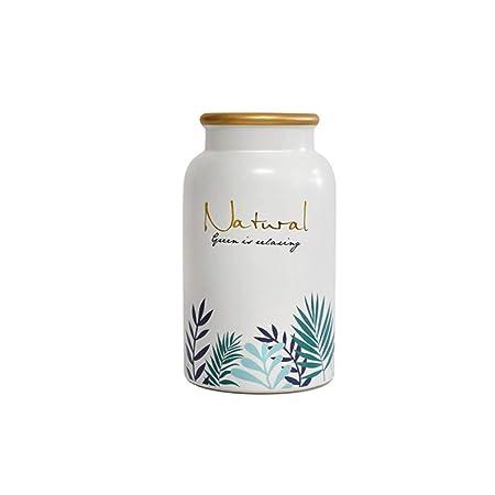 Arredamento Casa Moderna Bianca.Kehuitong Vaso In Ceramica Bianca Decorazione Della Casa In Stile