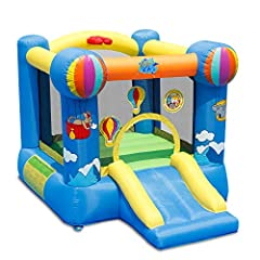 Action Air, a worldwide distributor of children's toys, is dedicated to bringing fun and happiness to children in a safe environment. We want to create special memories for your children in their childhoods. Just place the bouncer in your bac...
