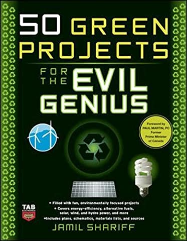 50 Green Projects for the Evil Genius (Diesel Heaters For Sale)