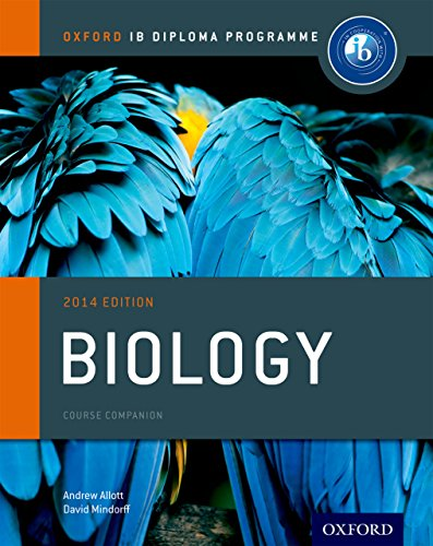 IB Biology Course Book 2014
