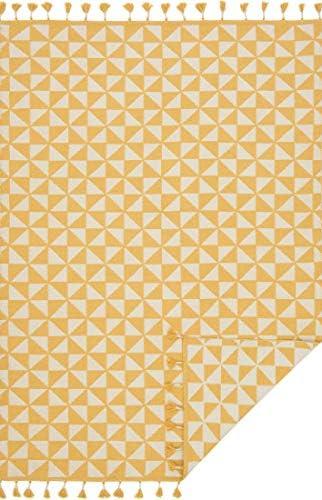 Loloi KAHELO Area Rug, 9 3 x 13 , Yellow Ivory