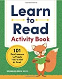 img - for Learn to Read Activity Book: 101 Fun Lessons to Teach Your Child to Read book / textbook / text book