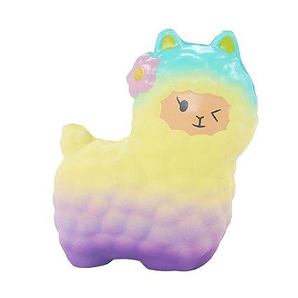 Amazon.com: CMrtew ❤ Squeeze linda oveja Alpaca super ...
