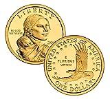2000 D 25 Coin Bankroll of Sacagawea Uncirculated