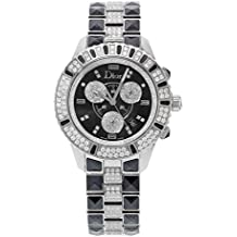 Dior Christal quartz womens Watch (Certified Pre-owned)