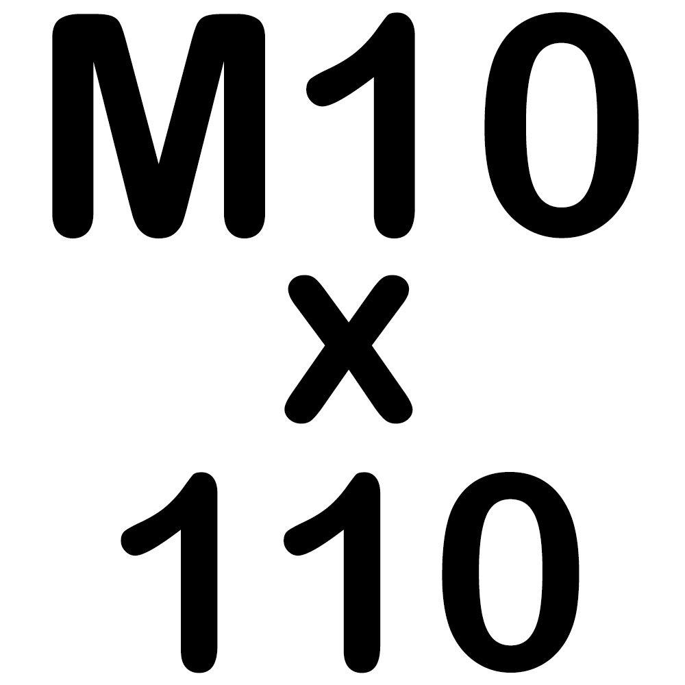 10 Zylinderkopfschrauben M6 x 16 Edelstahl mit Innensechskant Zylinderschrauben DIN 912 A2