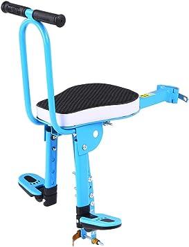 Walmeck- Cierre rápido Asiento Delantero para Bicicleta para niños ...