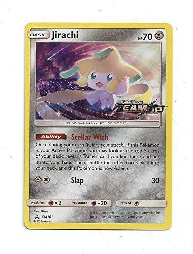 Jirachi sm161 version promo