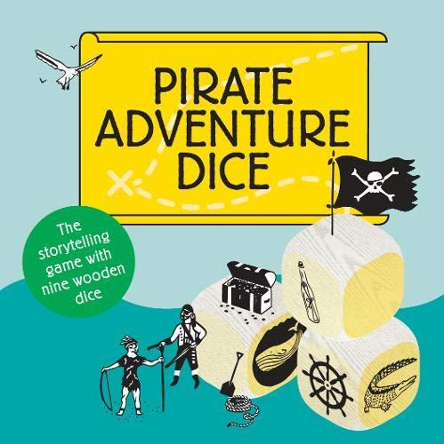 Pirate Adventure Dice