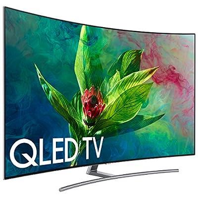 Samsung Curved QLED 4K UHD 7 Series Smart TV 2018