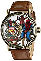 Marvel Men's Spider-Man Analog-Quartz Wa...