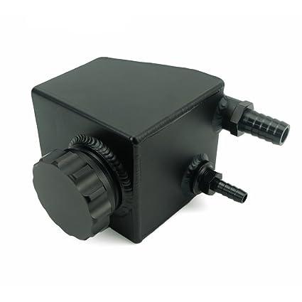 Amazon.com: Heinmo Holden Commodore Alloy Power Steering Tank For V6 V8 VT VX VU VY VZ VE LS1 LS2 (black): Automotive