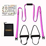 NOSSK HOME Suspension Bodyweight Fitness Trainer (pink)