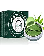 Under Eye Patches,Eye Treatment Mask,Eye Gel Pads,Collagen Eye Mask,Under Eye Bags Treatment Anti Aging for Puffy Eyes and Dark Circles Wrinkle,30Pairs