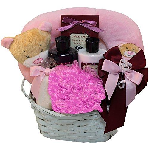 new baby gift basket food - 4