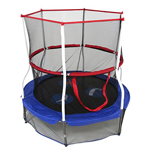 Softbounce And Hardbounce Mini Trampolines: Kids Trampolines