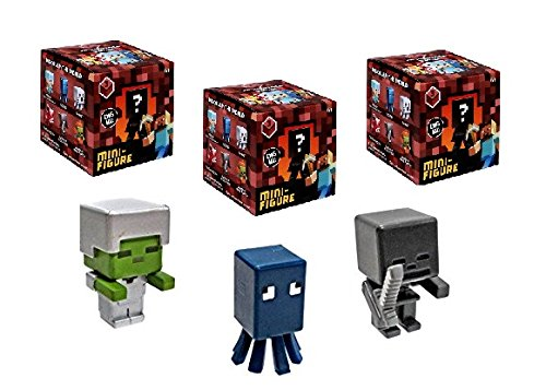 Minecraft netherrack Series 3 Mystery Pack