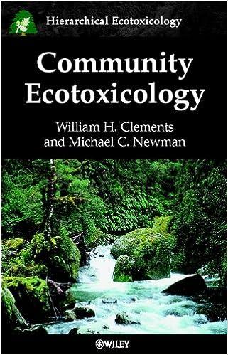 Descarga gratuita de libros electrónicos de electrónica digital.Community Ecotoxicology (Hierarchical Exotoxicology Mini Series) (Literatura española) PDF MOBI