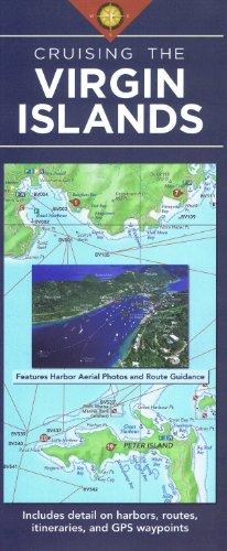 Cruising the Virgin Islands Planning Map