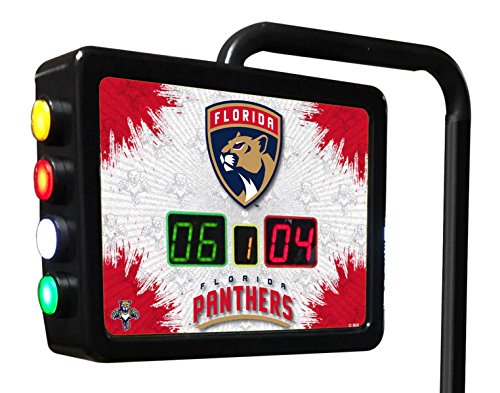 - Florida Panthers Electronic Shuffleboard Scoring Unit - Officially Licensed