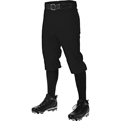 ALLESON 605PKNY YOUTH BASEBALL BOYS UNIFORM PANTS BLACK 605pkny youth