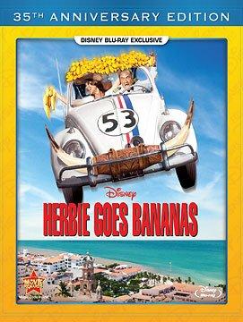 Herbie Goes Bananas - 35th Anniversary Edition Blu-ray