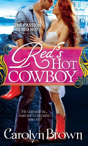Red's Hot Cowboy (Spikes & Spurs Book ()