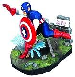 Round Captain America Model Kit