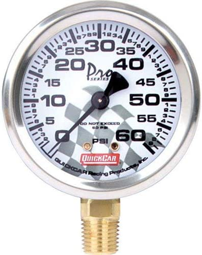 Quickcar Racing Products 56-006 Tire Pressure Gauge Head