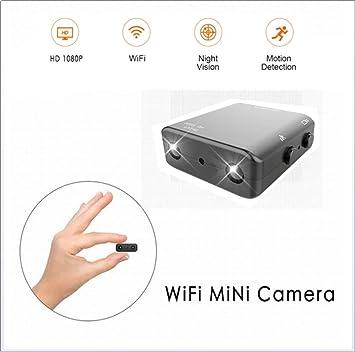 YAMEIJIA Full HD 1080p cámara más pequeña Mini cámara infrarrojo Micro visión Nocturna Cámara cámara de