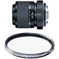 Canon MP-E 65mm f/2.8 1-5X Macro Lens for Canon SLR Cameras Filter Bundle