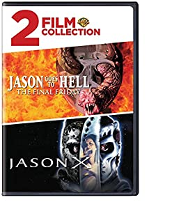 Jason Goes to Hell: The Final Friday / Jason X Double Feature (DVD) by WarnerBrothers