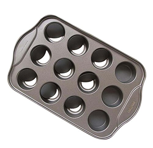 Tosnail 12 Cavity Mini Cheesecake Pan