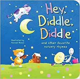 Amazon.com: Hey, Diddle, Diddle (9781589258709): Tiger Tales ...