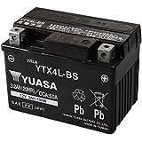TAIWAN YUASA [ 台湾ユアサ ] シールド型 バイク用バッテリー [YT4L-BS高性能版] YTX4L-BS