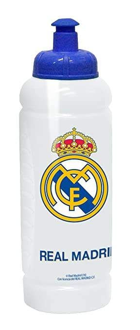 Real Madrid - Botella Sport plástico (Fantasy RM4104)