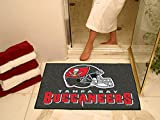 Tampa Bay Buccaneers All-Star Mat 33.75x42.5 - Licensed Tampa Bay Buccaneers Gifts