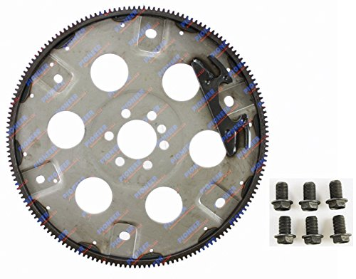 (PIONEER 168 tooth Flexplate+BOLTS for Chevy 305 5.7 350+VORTEC 1986-2002 (Flywheel & Bolts))
