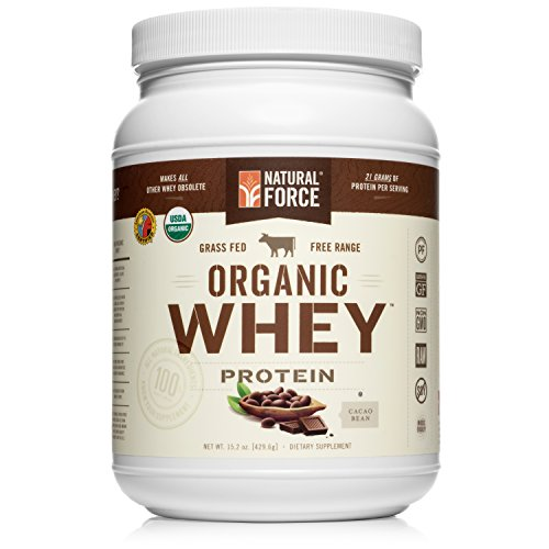 Best organic whey