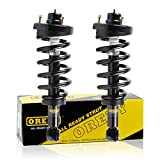 Rear Pair Quick Strut Complete Assembly Shock Absorber for 2007-2012 Ford Expedition 2007-2013 Lincoln Navigator