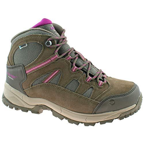 Hiking tec Lite Walking boysenberry Bandera Hi 5 Wp Ladies Taupe eu uk Boots 38 Waterproof ptA8Wtqdwc